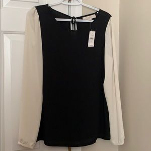 Loft new with tags blouse